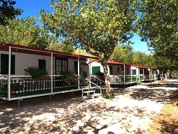 Mobilhome riccione international riccione camping village - Campeggio bagno di romagna ...